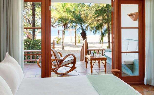 Beachfront Verandah Suite Garden